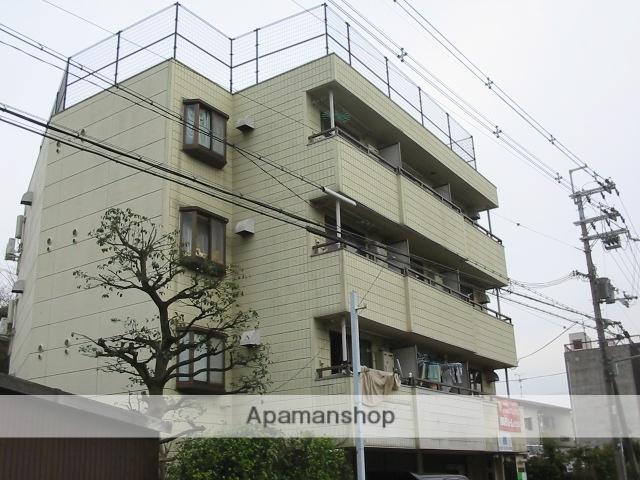 大阪府枚方市、枚方公園駅徒歩28分の築27年 4階建の賃貸マンション