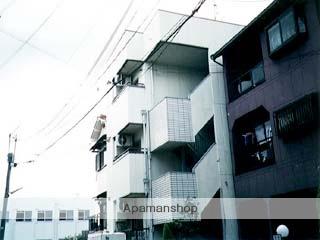 大阪府枚方市、御殿山駅徒歩11分の築27年 4階建の賃貸マンション