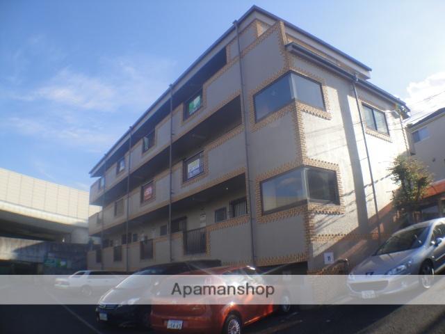大阪府枚方市、長尾駅徒歩17分の築23年 3階建の賃貸マンション