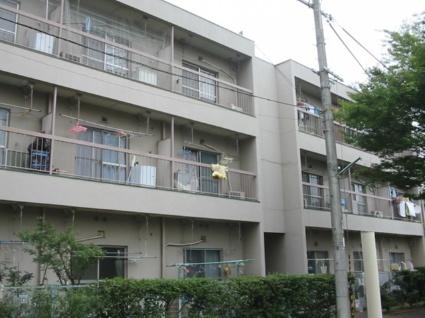 大阪府枚方市、枚方市駅徒歩9分の築43年 3階建の賃貸マンション