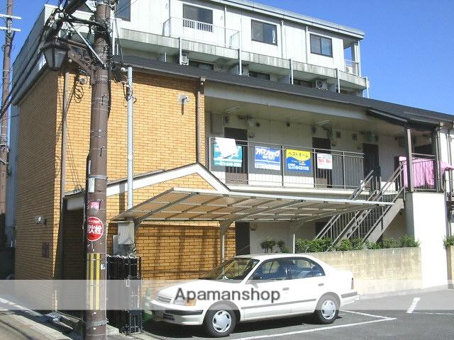 大阪府枚方市、枚方公園駅徒歩9分の築23年 2階建の賃貸マンション