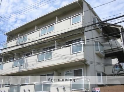 大阪府枚方市、牧野駅徒歩7分の築27年 4階建の賃貸マンション