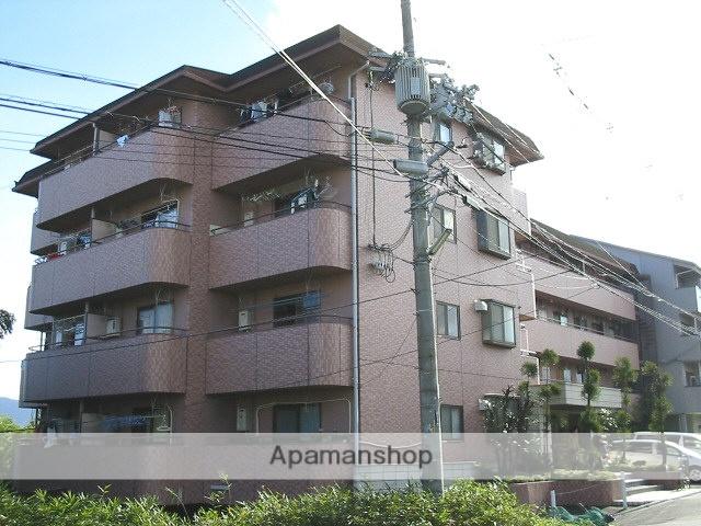 大阪府枚方市、村野駅徒歩19分の築30年 4階建の賃貸マンション