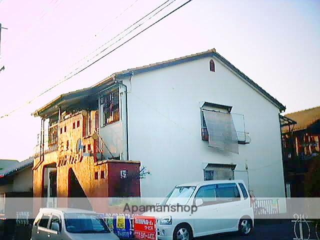 大阪府枚方市、牧野駅徒歩16分の築38年 2階建の賃貸アパート
