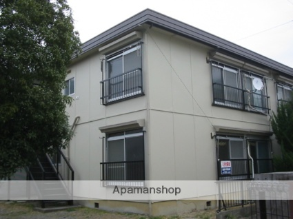 大阪府枚方市、牧野駅徒歩17分の築30年 2階建の賃貸アパート