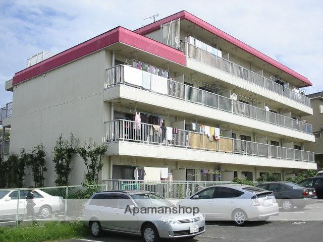 大阪府枚方市、長尾駅徒歩16分の築29年 4階建の賃貸マンション