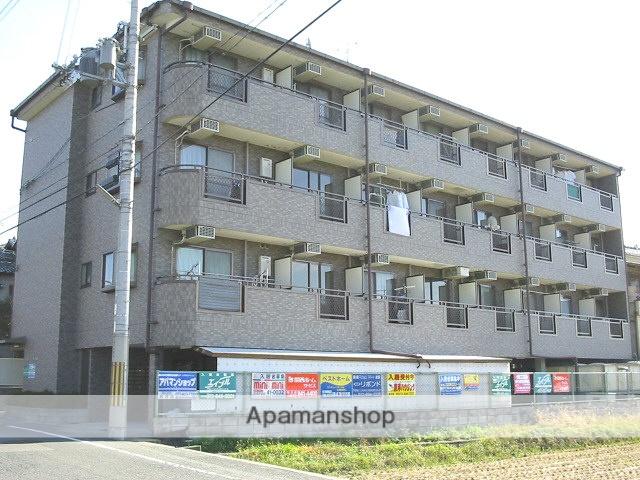 大阪府枚方市、藤阪駅徒歩21分の築19年 4階建の賃貸マンション