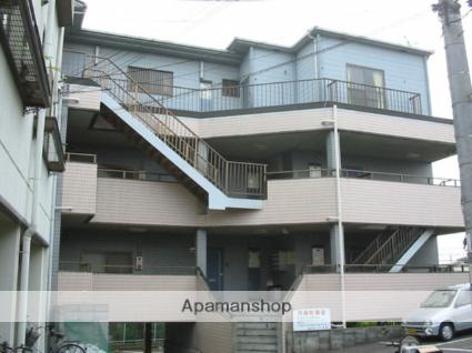 大阪府枚方市、牧野駅徒歩25分の築22年 3階建の賃貸マンション