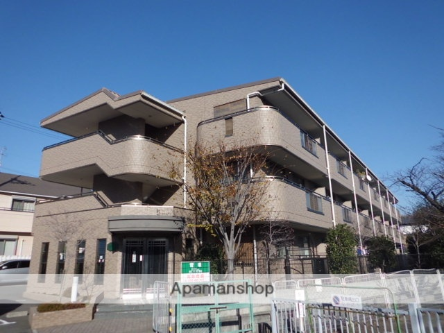 大阪府寝屋川市、寝屋川市駅徒歩14分の築17年 3階建の賃貸マンション