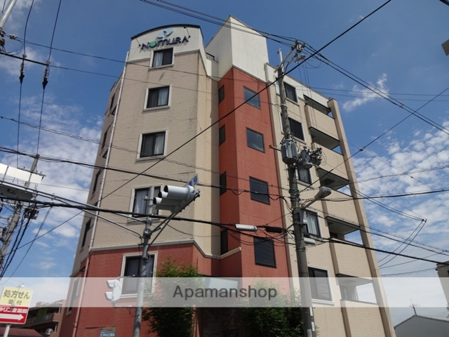 大阪府寝屋川市、星田駅徒歩18分の築13年 6階建の賃貸マンション