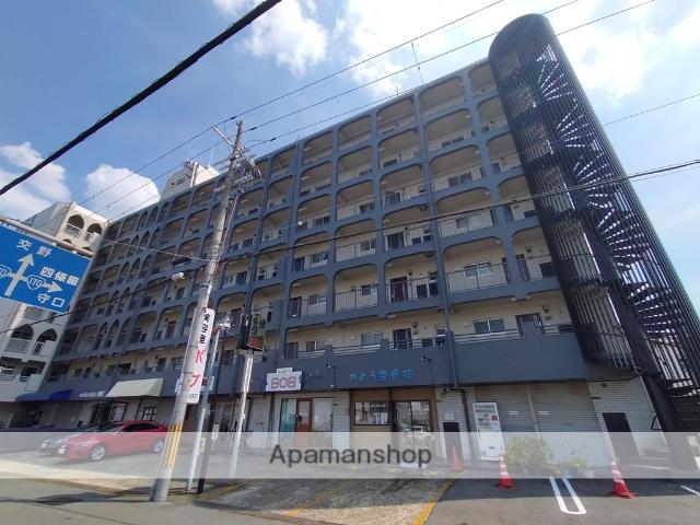 大阪府寝屋川市、光善寺駅徒歩19分の築42年 7階建の賃貸マンション