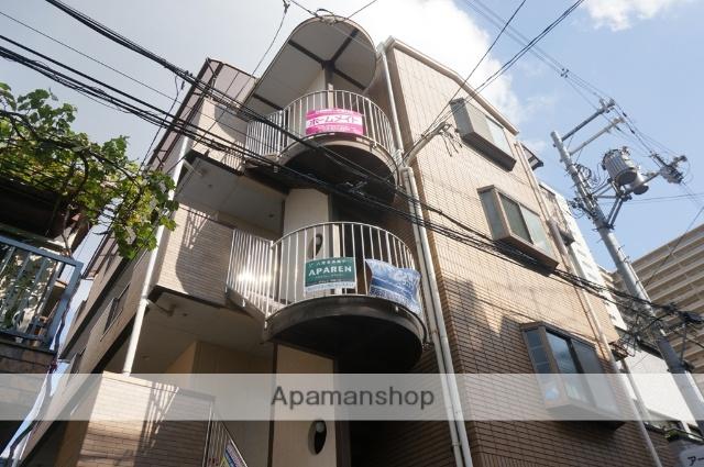 大阪府寝屋川市、香里園駅徒歩5分の築27年 4階建の賃貸マンション