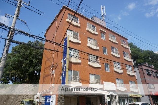 大阪府寝屋川市、香里園駅徒歩16分の築44年 5階建の賃貸マンション