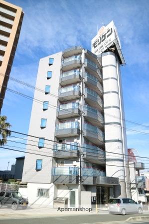 大阪府枚方市、枚方公園駅徒歩19分の築25年 8階建の賃貸マンション