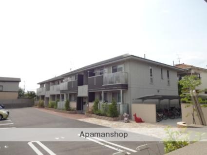 大阪府交野市、交野市駅徒歩18分の築6年 2階建の賃貸マンション