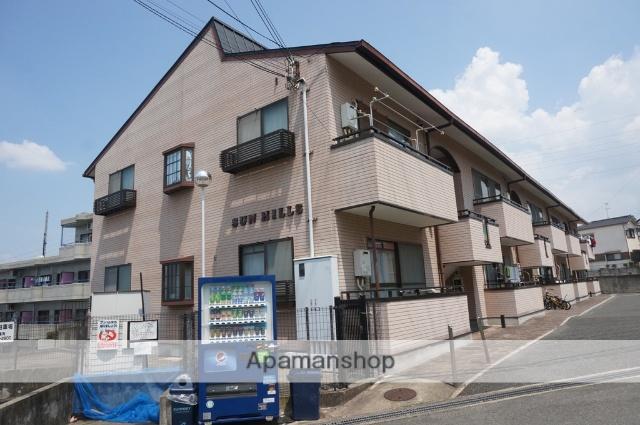 大阪府寝屋川市、東寝屋川駅徒歩25分の築21年 2階建の賃貸アパート