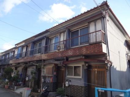 大阪府寝屋川市、香里園駅徒歩17分の築52年 2階建の賃貸テラスハウス