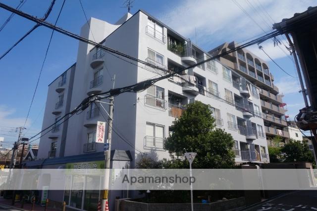 大阪府大阪市城東区、関目駅徒歩2分の築43年 5階建の賃貸マンション