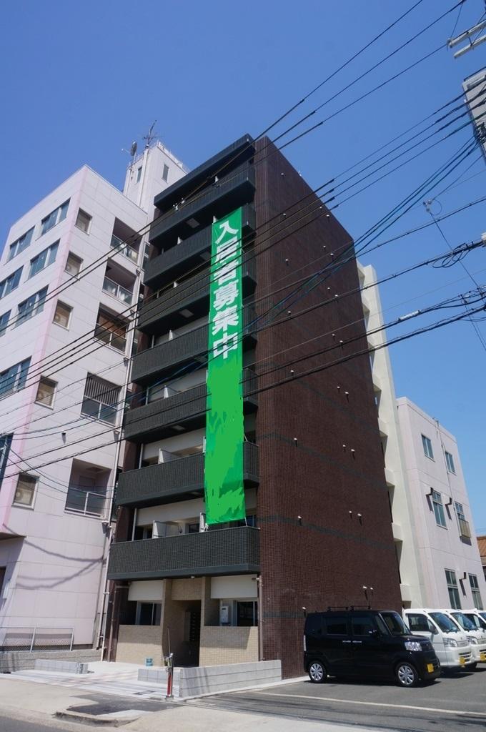 大阪府大阪市城東区、鴫野駅徒歩12分の新築 8階建の賃貸マンション
