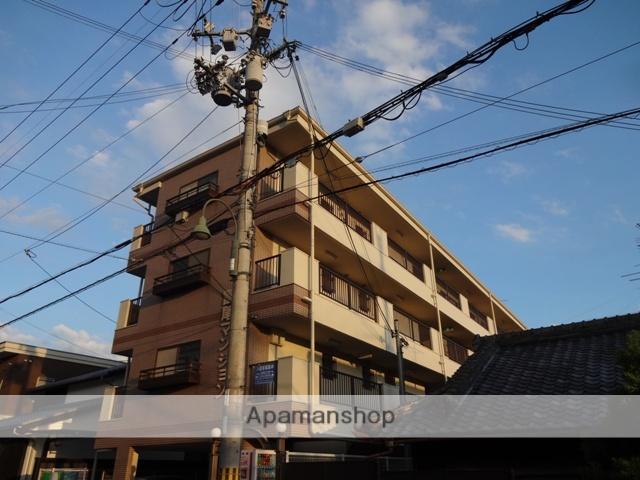 大阪府交野市、交野市駅徒歩11分の築22年 4階建の賃貸マンション