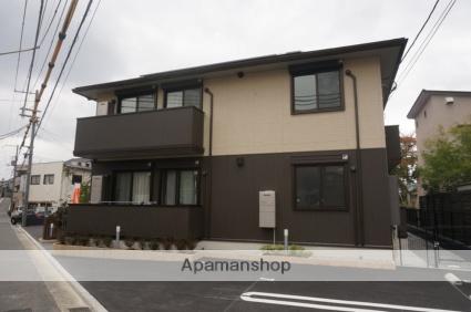 大阪府四條畷市、東寝屋川駅徒歩18分の新築 2階建の賃貸アパート
