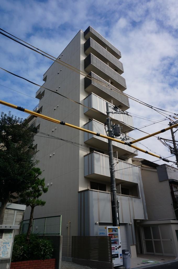 大阪府大阪市都島区、桜ノ宮駅徒歩5分の新築 8階建の賃貸マンション