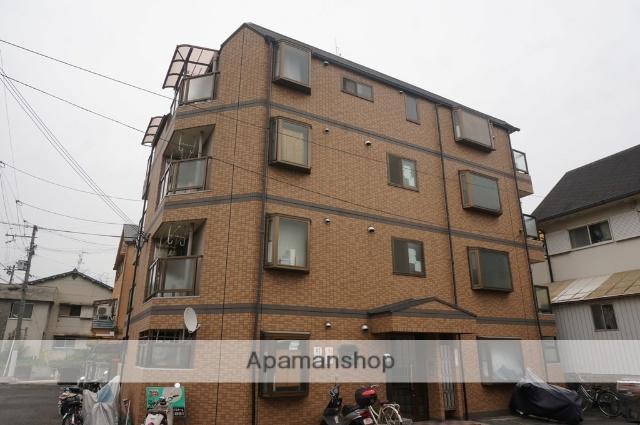 大阪府四條畷市、四条畷駅徒歩12分の築14年 4階建の賃貸マンション
