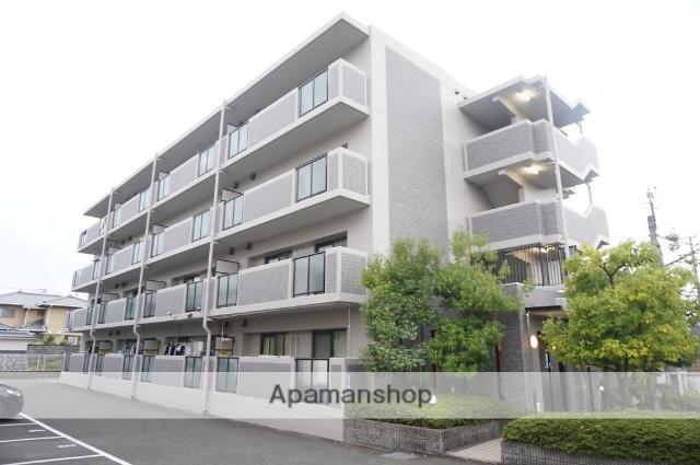 大阪府四條畷市、四条畷駅徒歩25分の築18年 4階建の賃貸マンション