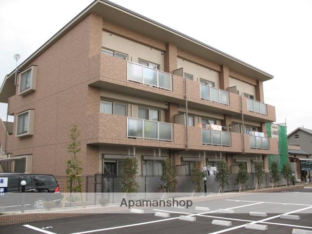 大阪府高槻市、上牧駅徒歩4分の築11年 3階建の賃貸マンション