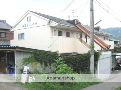 大阪府三島郡島本町、島本駅徒歩16分の築26年 2階建の賃貸マンション