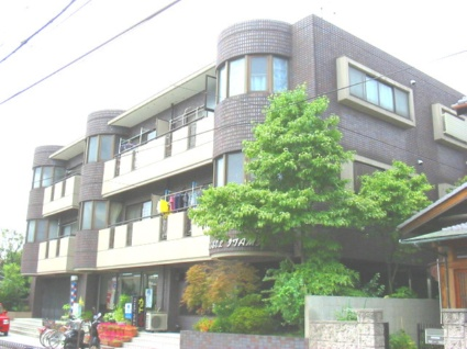 大阪府三島郡島本町、山崎駅徒歩18分の築29年 3階建の賃貸マンション