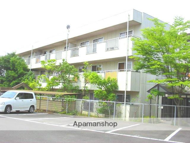 大阪府三島郡島本町、山崎駅徒歩14分の築26年 3階建の賃貸マンション
