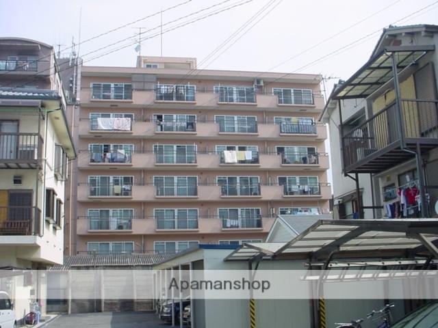 大阪府大阪市鶴見区、徳庵駅徒歩17分の築22年 7階建の賃貸マンション