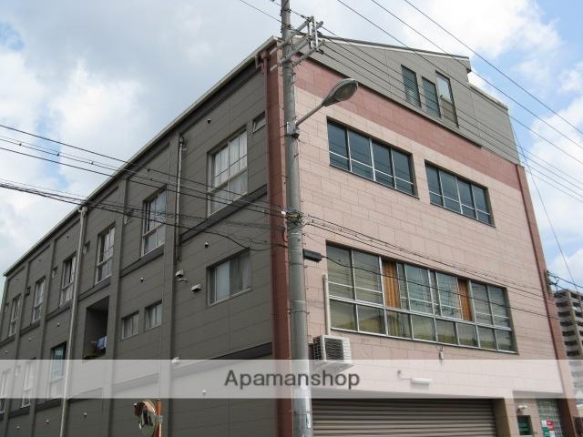 大阪府大阪市鶴見区、今福鶴見駅徒歩12分の築45年 3階建の賃貸マンション