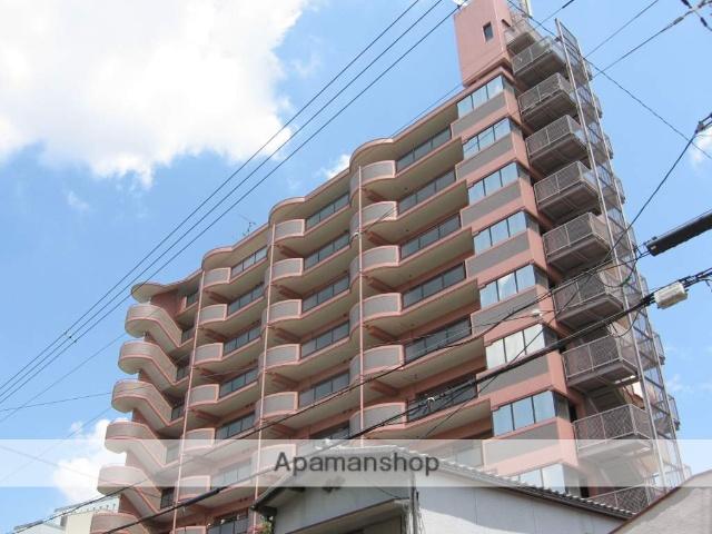 大阪府大阪市城東区、鴫野駅徒歩15分の築25年 10階建の賃貸マンション