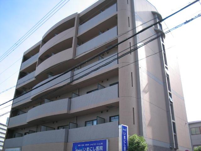 大阪府大阪市鶴見区、横堤駅徒歩19分の築17年 6階建の賃貸マンション