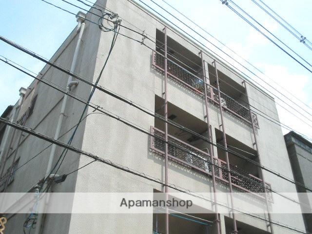 大阪府大阪市鶴見区、徳庵駅徒歩8分の築44年 4階建の賃貸マンション