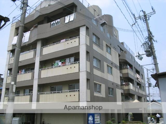 大阪府門真市、萱島駅徒歩7分の築24年 5階建の賃貸マンション
