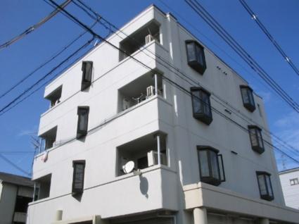 大阪府寝屋川市、香里園駅徒歩7分の築26年 4階建の賃貸マンション