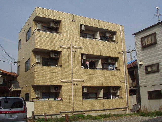 大阪府寝屋川市、香里園駅徒歩7分の築25年 3階建の賃貸マンション