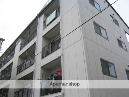 大阪府守口市、萱島駅徒歩19分の築22年 4階建の賃貸マンション