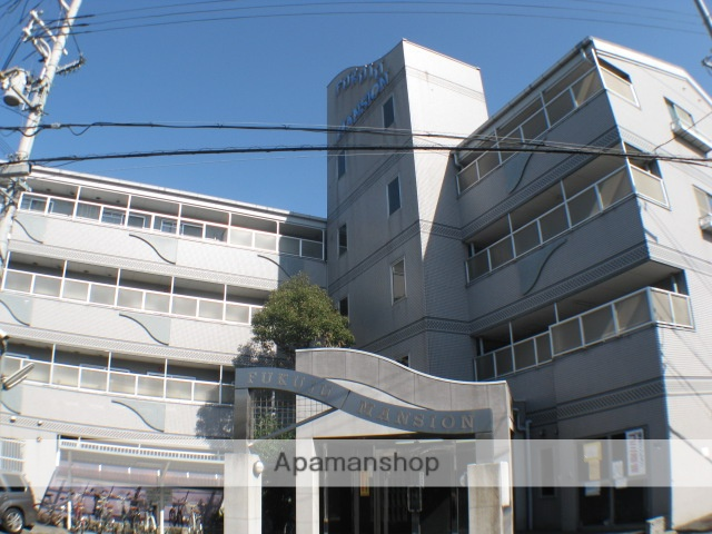 大阪府門真市、西三荘駅徒歩10分の築22年 4階建の賃貸マンション