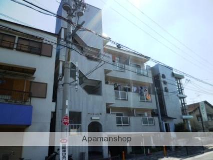 大阪府門真市、大和田駅徒歩16分の築27年 4階建の賃貸マンション