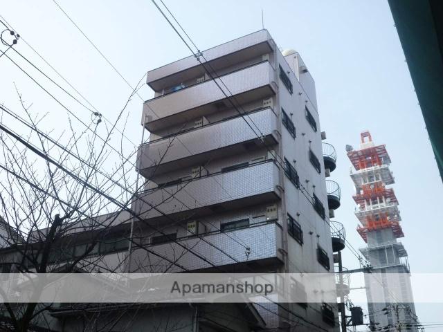 大阪府守口市、土居駅徒歩7分の築25年 7階建の賃貸マンション