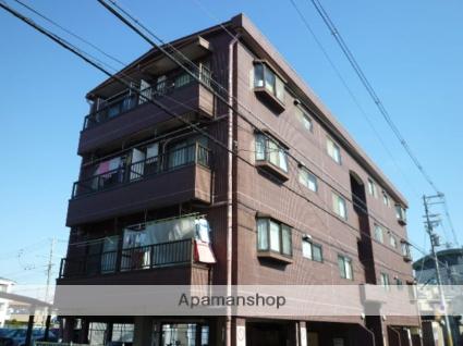 大阪府門真市、大和田駅徒歩13分の築29年 4階建の賃貸マンション