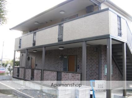 大阪府枚方市、香里園駅徒歩10分の築12年 2階建の賃貸アパート