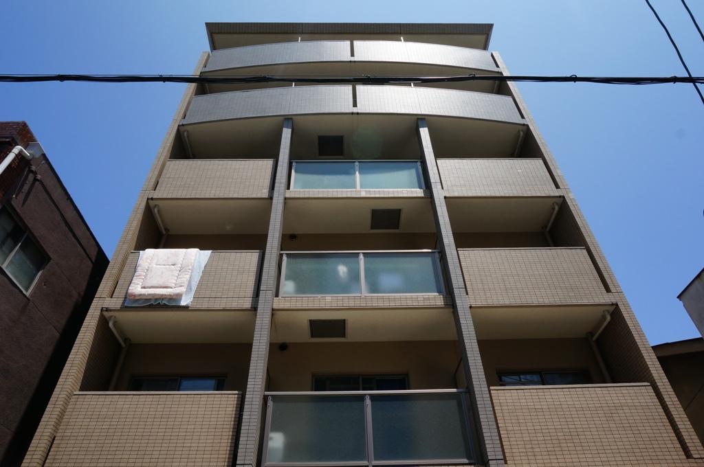 大阪府大阪市城東区、京橋駅徒歩9分の築16年 6階建の賃貸マンション