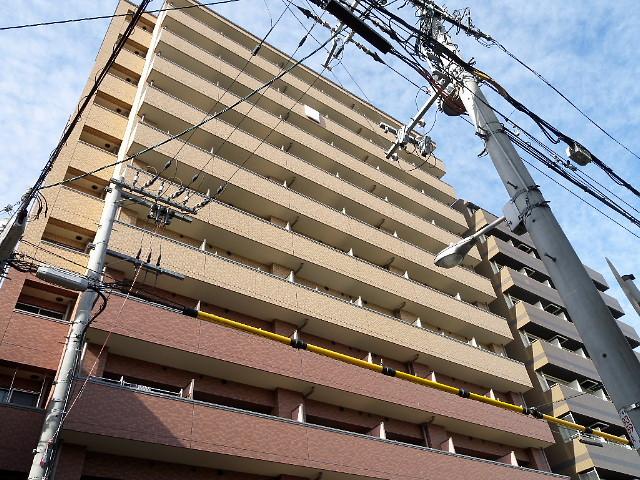 大阪府大阪市都島区、桜ノ宮駅徒歩10分の築7年 11階建の賃貸マンション