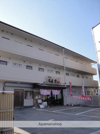 大阪府枚方市、星ヶ丘駅徒歩17分の築22年 4階建の賃貸マンション