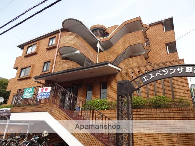大阪府枚方市、光善寺駅徒歩9分の築28年 3階建の賃貸マンション